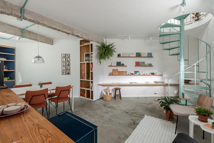 Macaxa Office / Macaxá Arquitetura, © Gisele Rampazzo