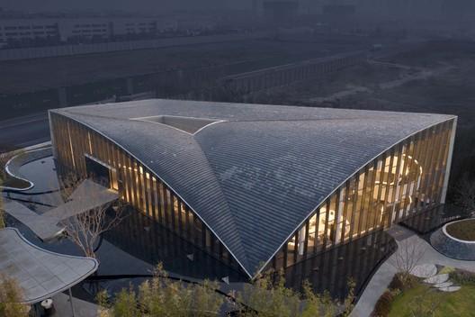 Suzhou Swan Harbor Park / Lacime Architects