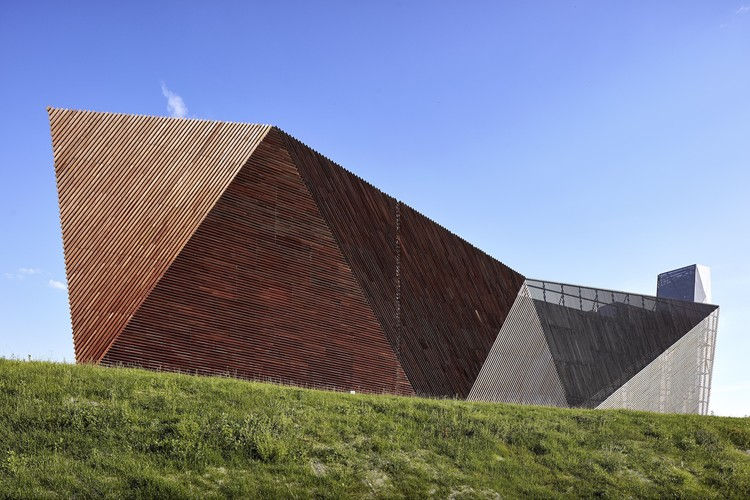 Powerbarn Bioenergy Production Plant / Giovanni Vaccarini Architetti, © Massimo Crivellari