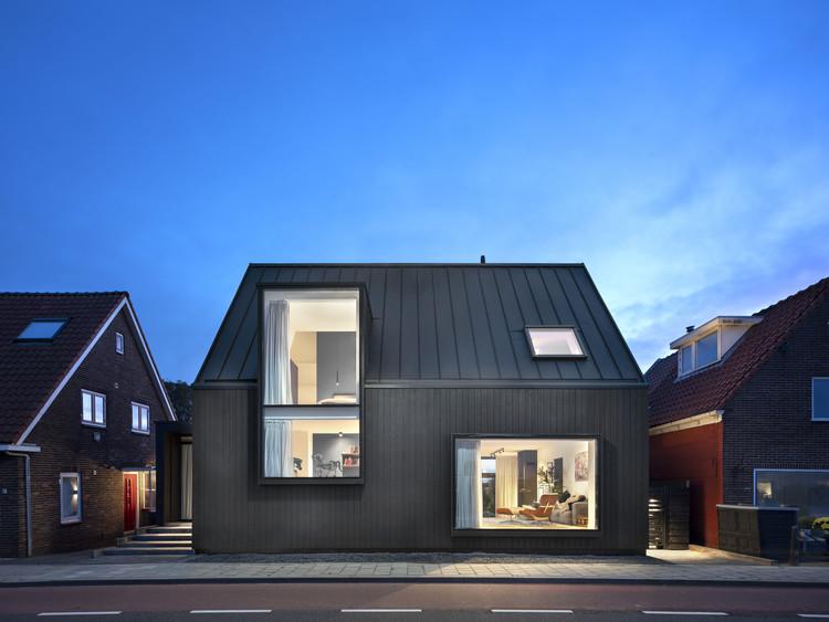 House Akerdijk / Arjen Reas Architects, © Luc Buthker
