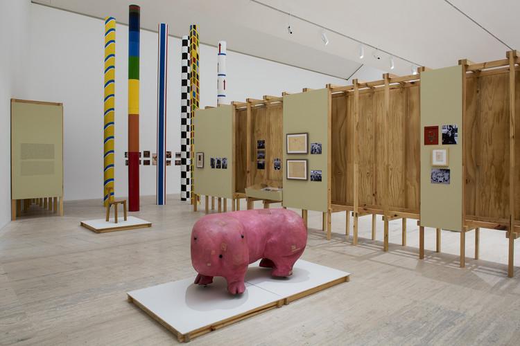 ¿Qué hacer durante la Semana del Arte 2020 en la Ciudad de México?, Vista de la exposición Lina Bo Bardi: Habitat. Museo Jumex, 2020. Image © Ramiro Chaves