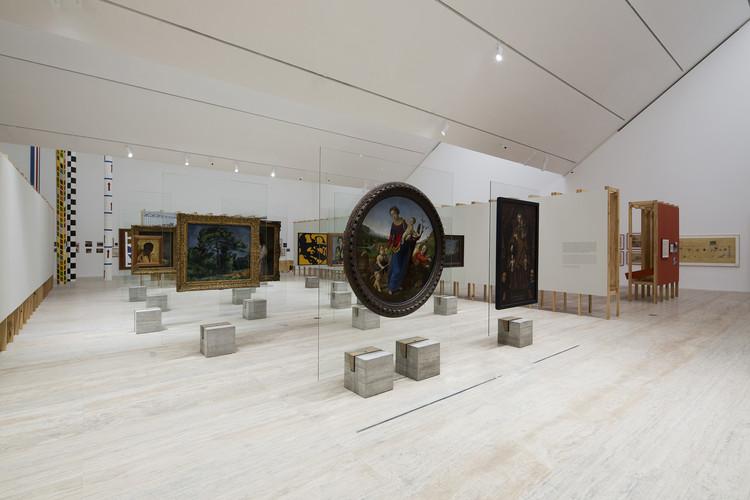 """La muestra """"Lina Bo Bardi: Hábitat"""" se presenta en el Museo Jumex de la Ciudad de México, Vista de la exposición Lina Bo Bardi: Habitat. Museo Jumex, 2020. Image © Ramiro Chaves"""