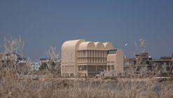 滩涂边上的教堂 / CWXD建筑事务所