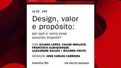 IED Parla: Design, valor e propósito