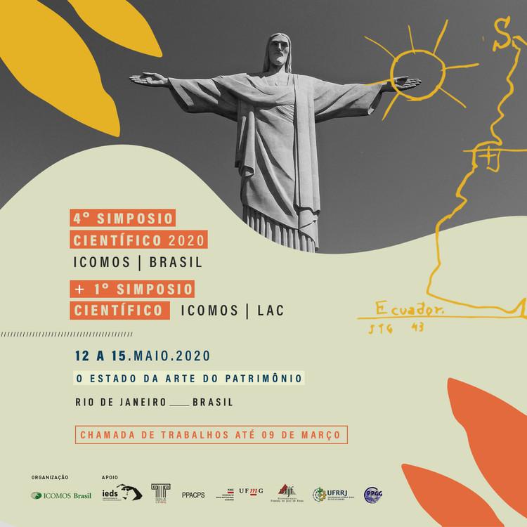 4º Simpósio Científico ICOMOS Brasil + 1º Simpósio Científico ICOMOS Latino-América e Caribe, Arte: Ângela Perez