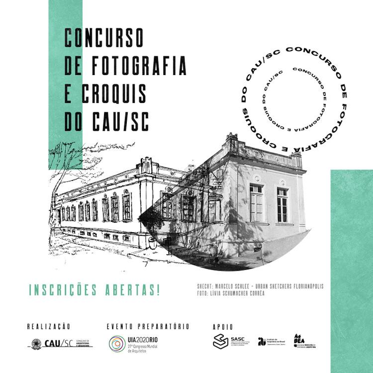 Concurso público nacional de croquis e fotografias do CAU/SC, 1º Concurso de Fotografias e Imagens de SC