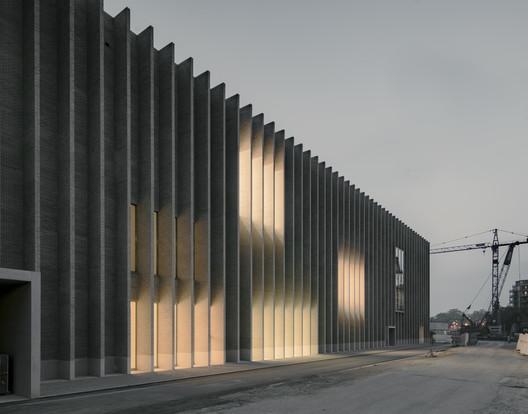 Cantonal Museum of Fine Arts  / BAROZZI  VEIGA