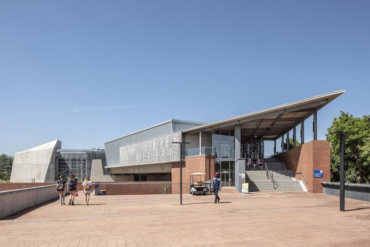 Javett Art Centre / Mathews + Associates Architects, © David Southwood