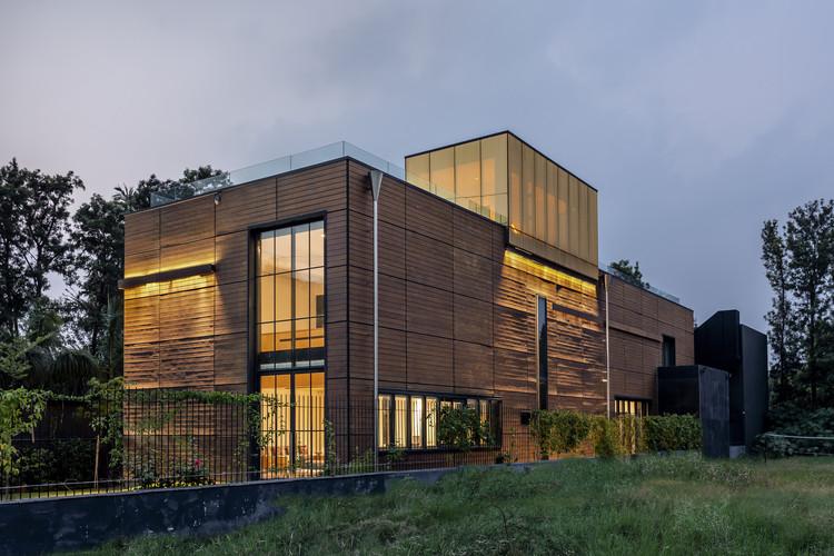 Palm Avenue House / Architecture Discipline, © Jeetin Sharma