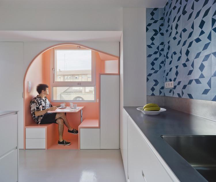 Casa IC / Ad-hoc msl, © David Frutos