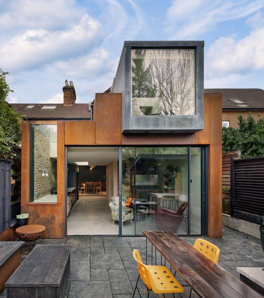 Residência Malone / Adam Knibb Architects, © Martin Gardner