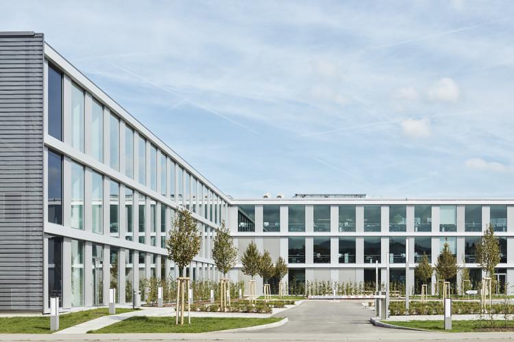 Extension Headquarter EMAG / Neugebauer + Roesch Architekten, © Dietmar Strauss