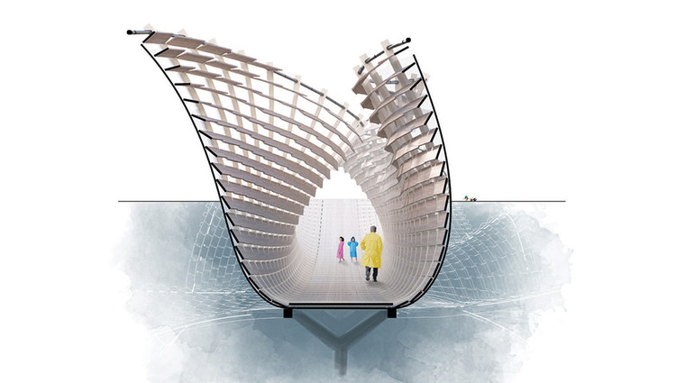 "Laka Competition Reveals 2020 Results of ""Architecture that Reacts"", Winner for the year 2020. Image Courtesy of Laka"