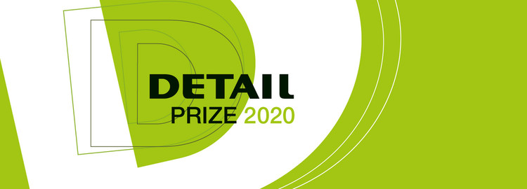 DETAIL Prize 2020 Announced – Wanted: Outstanding Architecture, DETAIL Prize 2020