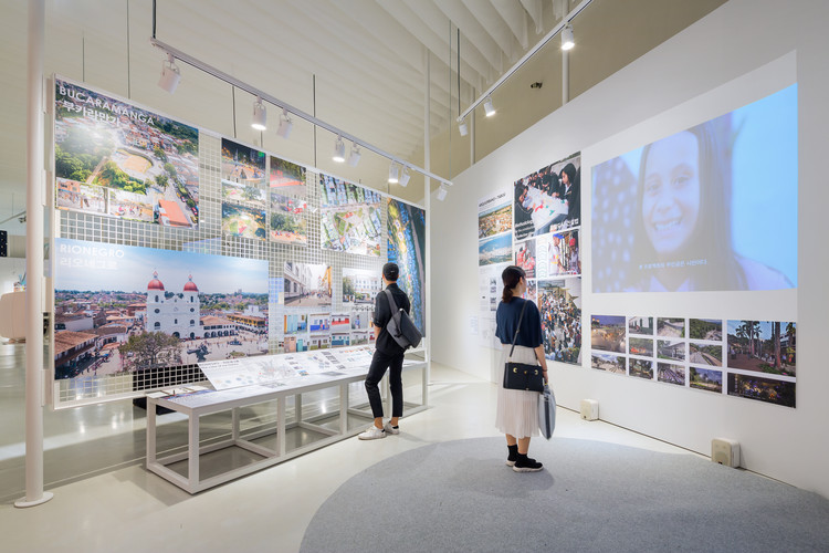 """Transformaciones de espacios colectivos: """"El espacio público, la piel de la democracia"""", © Tae Yoon Kim"""