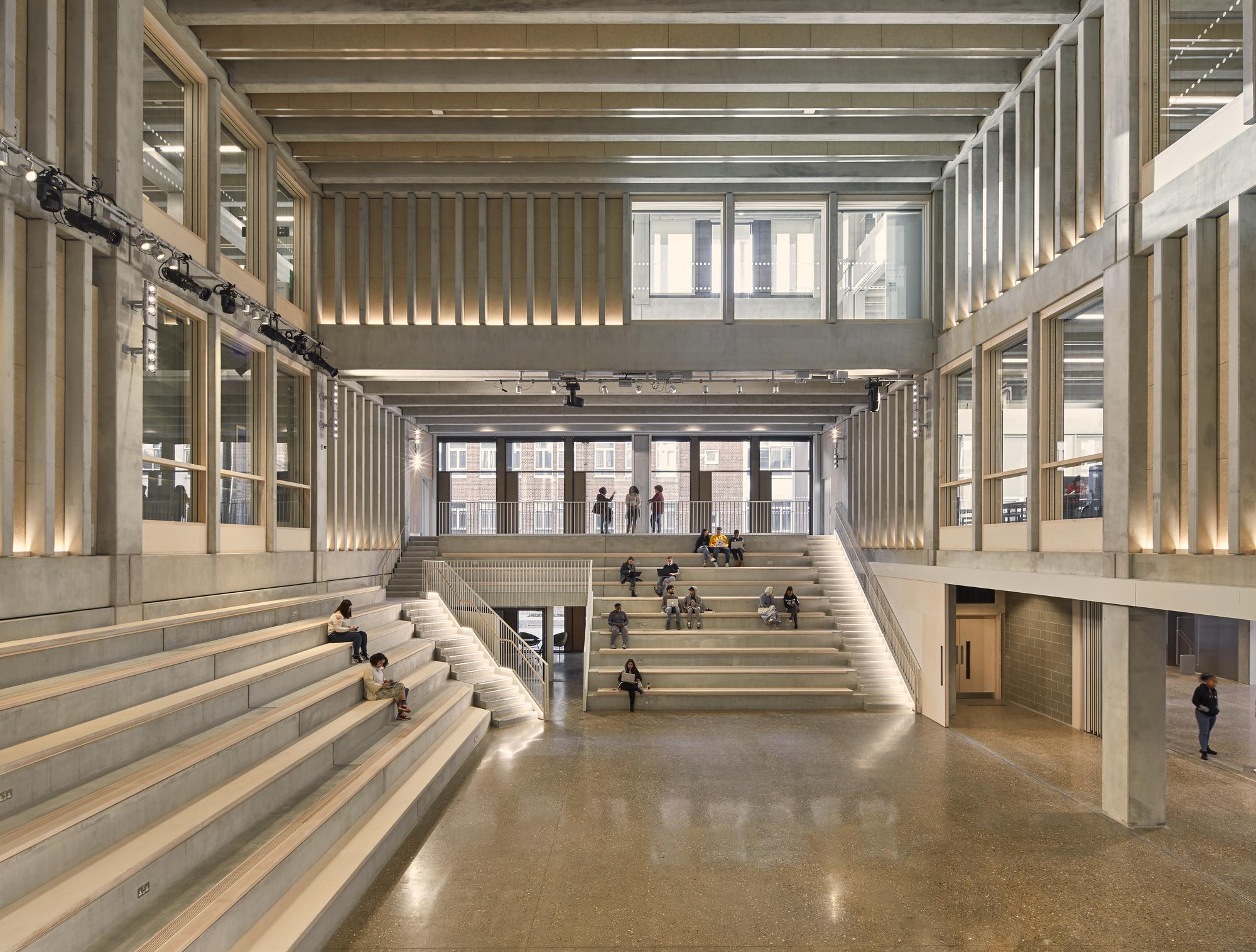 Resultado de imagen para grafton architects kingston