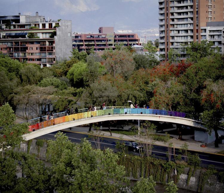 """Festival """"100 en 1 día"""" convoca a los ciudadanos de Santiago a expresarse en el espacio público, Cortesía de 100 en 1 día"""