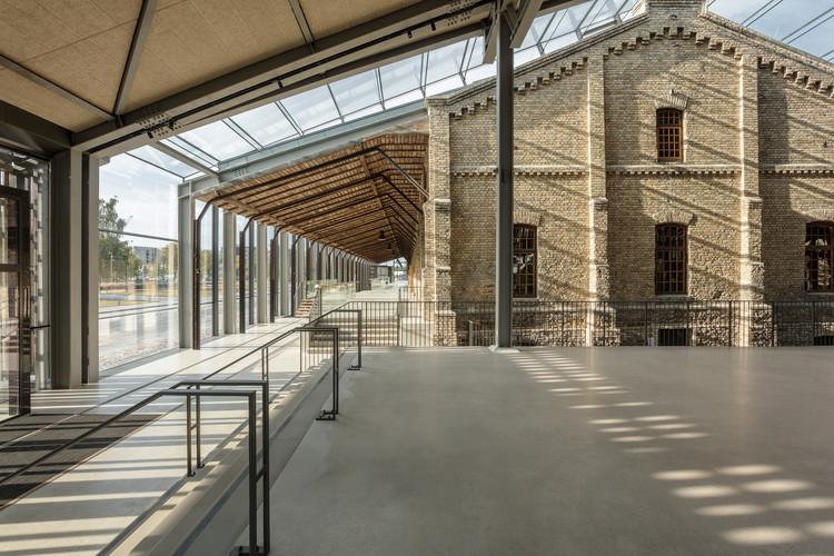 Hanzas Perons Cultural Center  / Reinis Liepins + Sudraba Arhitektūra, © R. Hofmanis