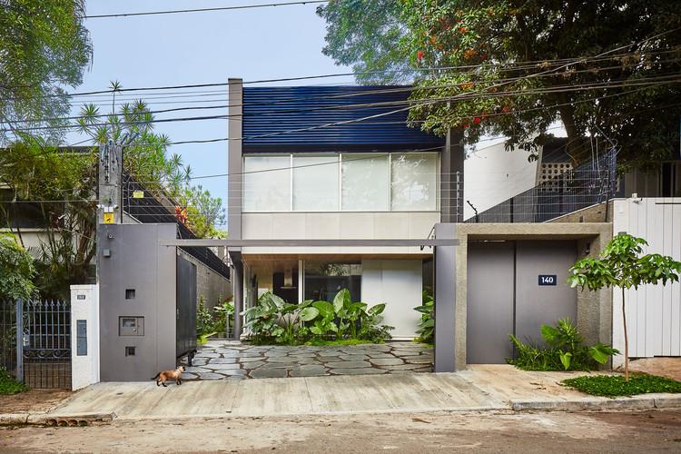 Casa Azul / SIAA + Beatriz Meyer Estúdio, © Pedro Kok