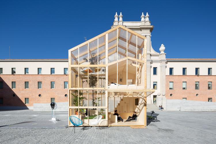 Urban House Installation  / MYCC, © Rubén P. Bescós