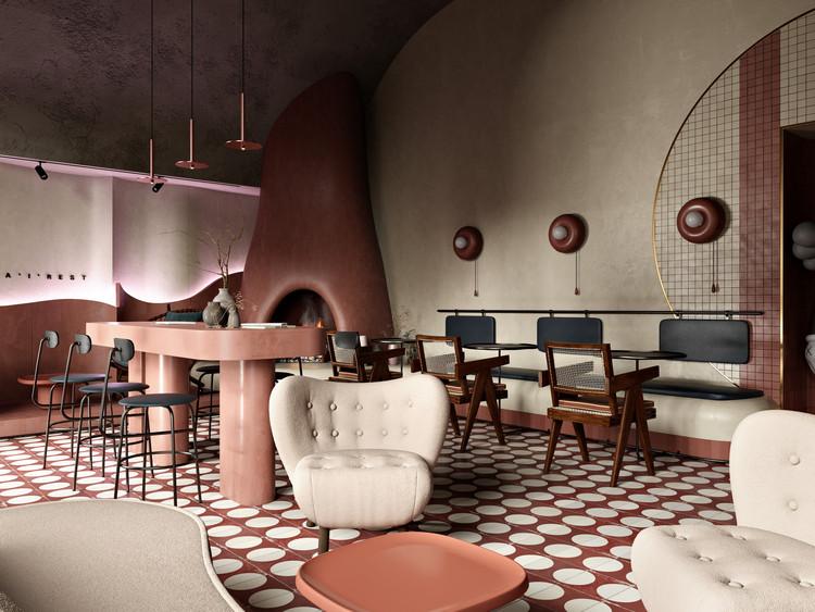 Buha|i|rest Restaurant / Roman Plyus, © Roman Plyus