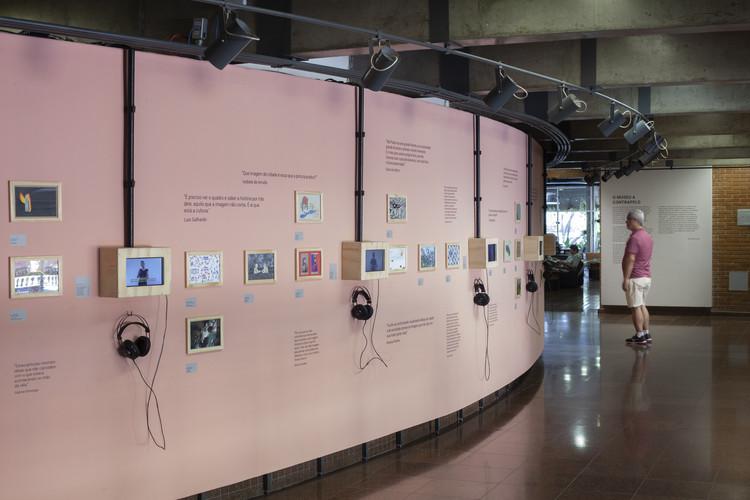 """Refundações: novas narrativas sobre a fundação de São Paulo, Exposição """"Refundações"""". Image Cortesia de Micrópolis"""