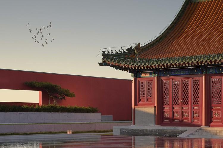 北京隆福寺文化中心 / 萬橡設計, ? 徐喆