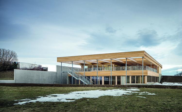 Escritórios Vivid Planet Software / LP architektur, © Albrecht Imanuel Schnabel