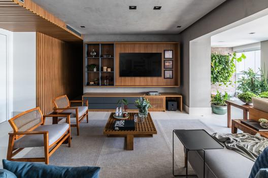 Apartamento Brooklin / Pietro Terlizzi Arquitetura