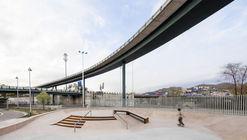 Landskating, un documental sobre la construcción de parques deportivos urbanos en Barcelona