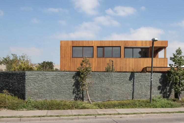 Casa La Huerta / Estudio Base Arquitectos, © Cristian Espinosa