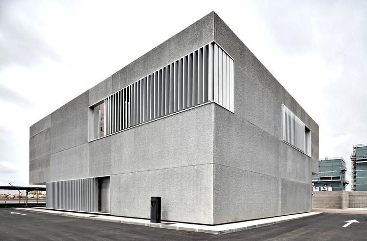 Edificio para el Servicio Marítimo del Puerto de Tarragona / Aguilera + Guerrero / Agua Arquitectura, © José Hevia