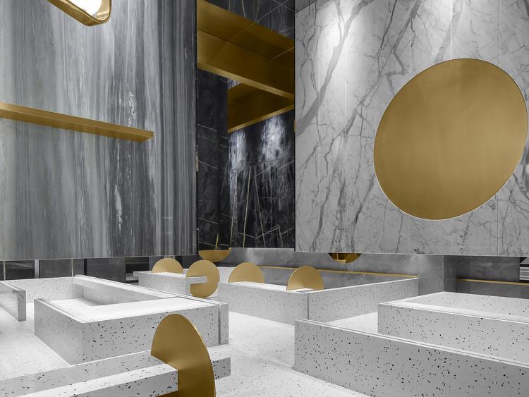 Anti Gravity Store / Inch Condensation Design, © Huaihua Wang