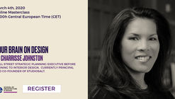 Online Masterclass: Your Brain on Design. The Relationship between Neuroscience, Design and our Wellbeing