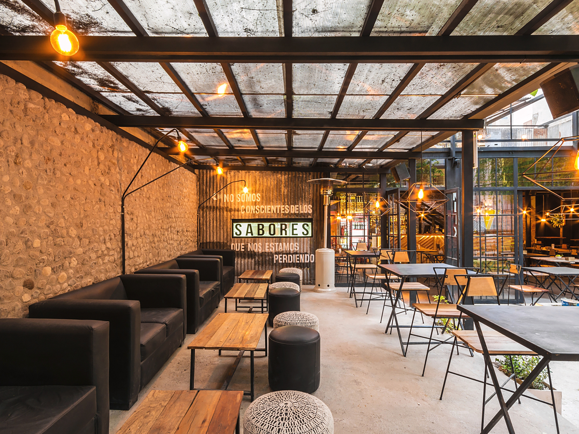 Gallery Of Restaurants Cafes And Bars In Argentina 20 Projects And Their Floor Plans 40