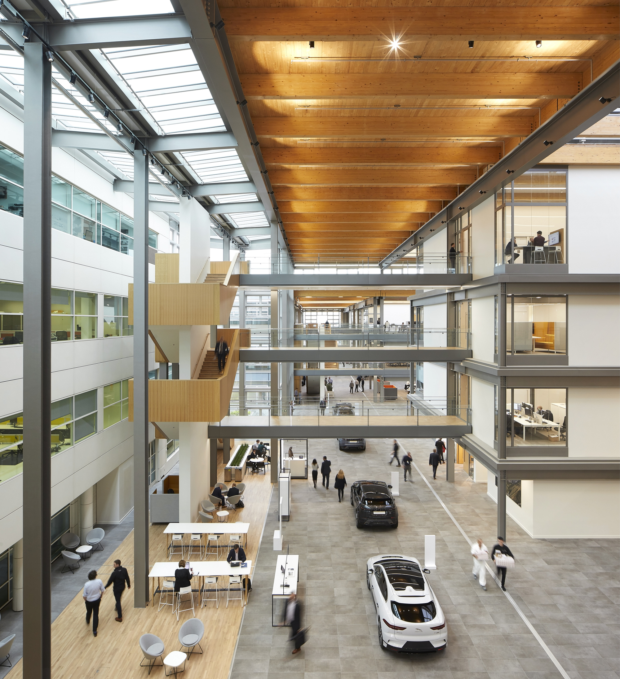 Gallery Of Advanced Product Creation Centre Bennetts Associates 25