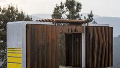 Aseos ecológicos públicos en Trado  / MOL Arquitectura