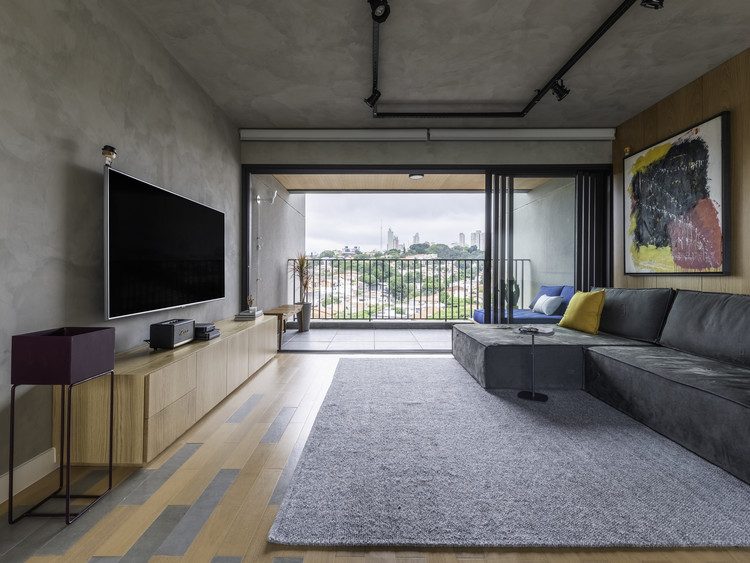 Apartamento Flora / Studio Arquiteturas, © Guilherme Pucci