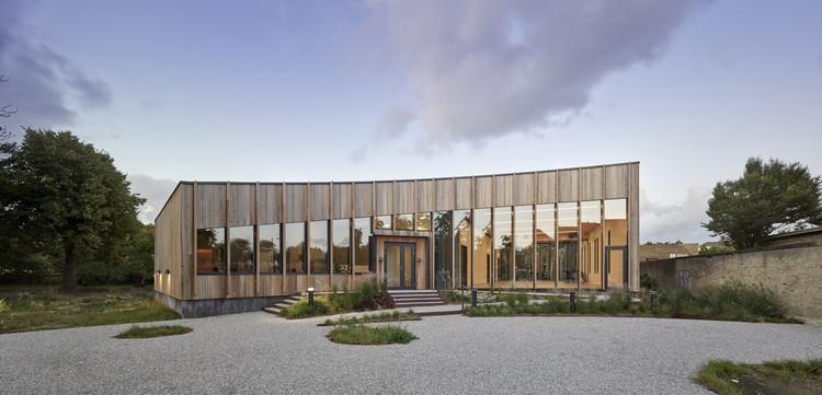 Community Center / NORD Architects, © Adam Mørk