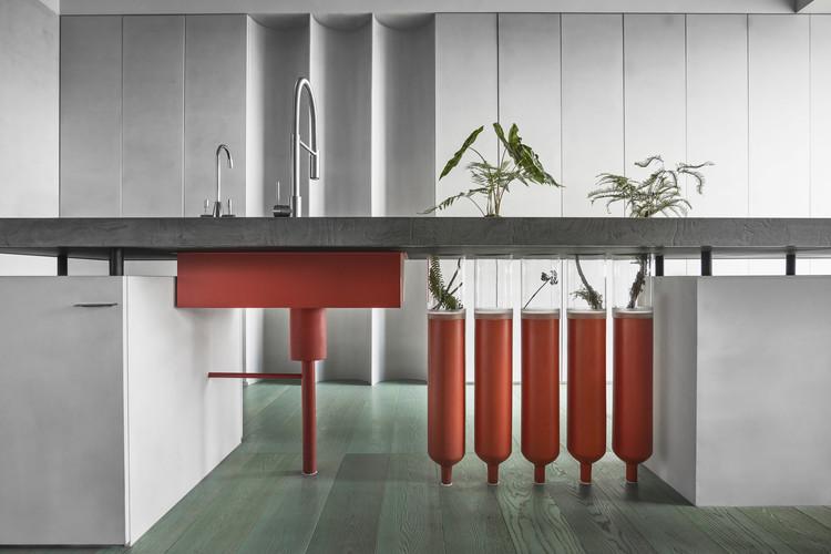 理想气体实验室 / 水相设计, © 李国民
