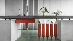 理想气体实验室 / 水相设计