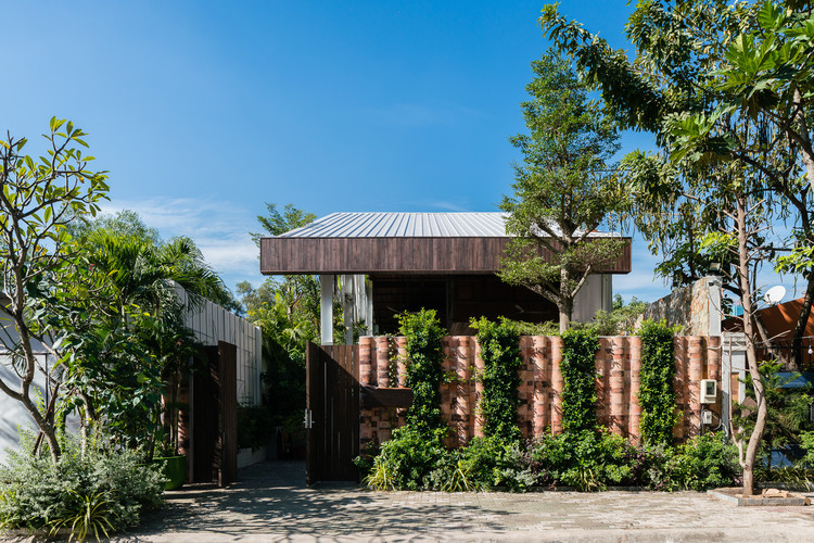 Nest House / QBi Corp., © Quang Dam