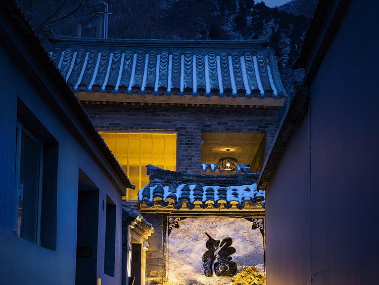 """""""福""""字院,百年四合院的重生 / CCDI卝智室内设计, © Fei Lu"""