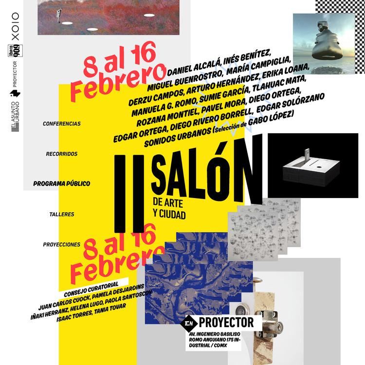Salón de Arte y Ciudad Segunda Edición