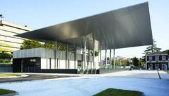 马泰拉中央火车站 fal / 博埃里建筑设计事务所