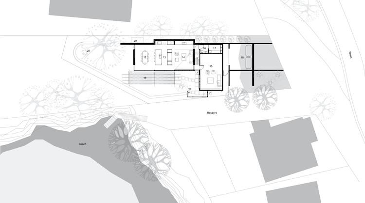 Bundeena Beach House Grove Architects Archdaily