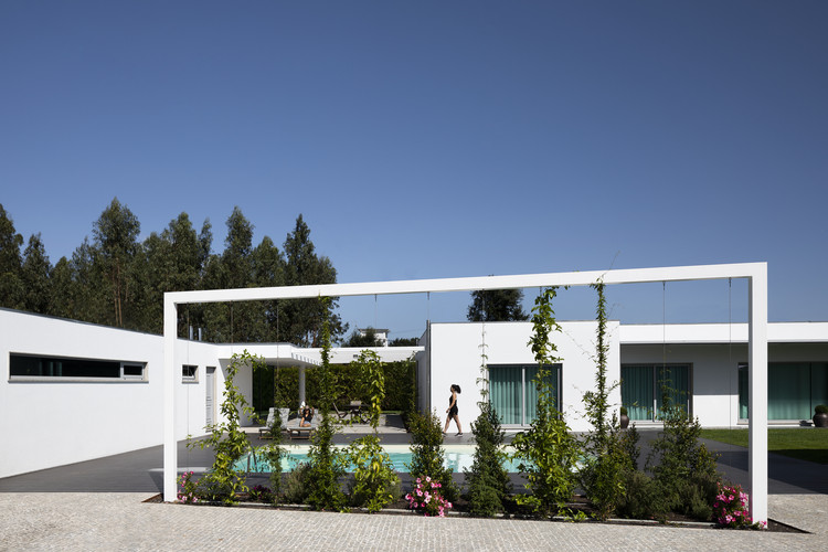 J House / FRARI - architecture network, © Ivo Tavares Studio