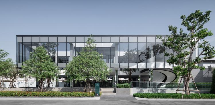 AP Grand Pleno Phahol Ransit Club House  / ForX Design Studio, © DOF Sky|Ground