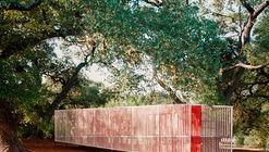 Pavilhão Color Trail / Faye + Walker
