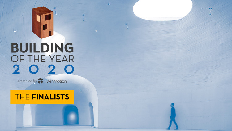 Los finalistas de los premios Building of the Year 2020 de ArchDaily